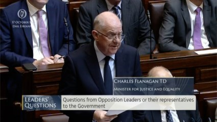 Leaders' Questions 17th October 2018