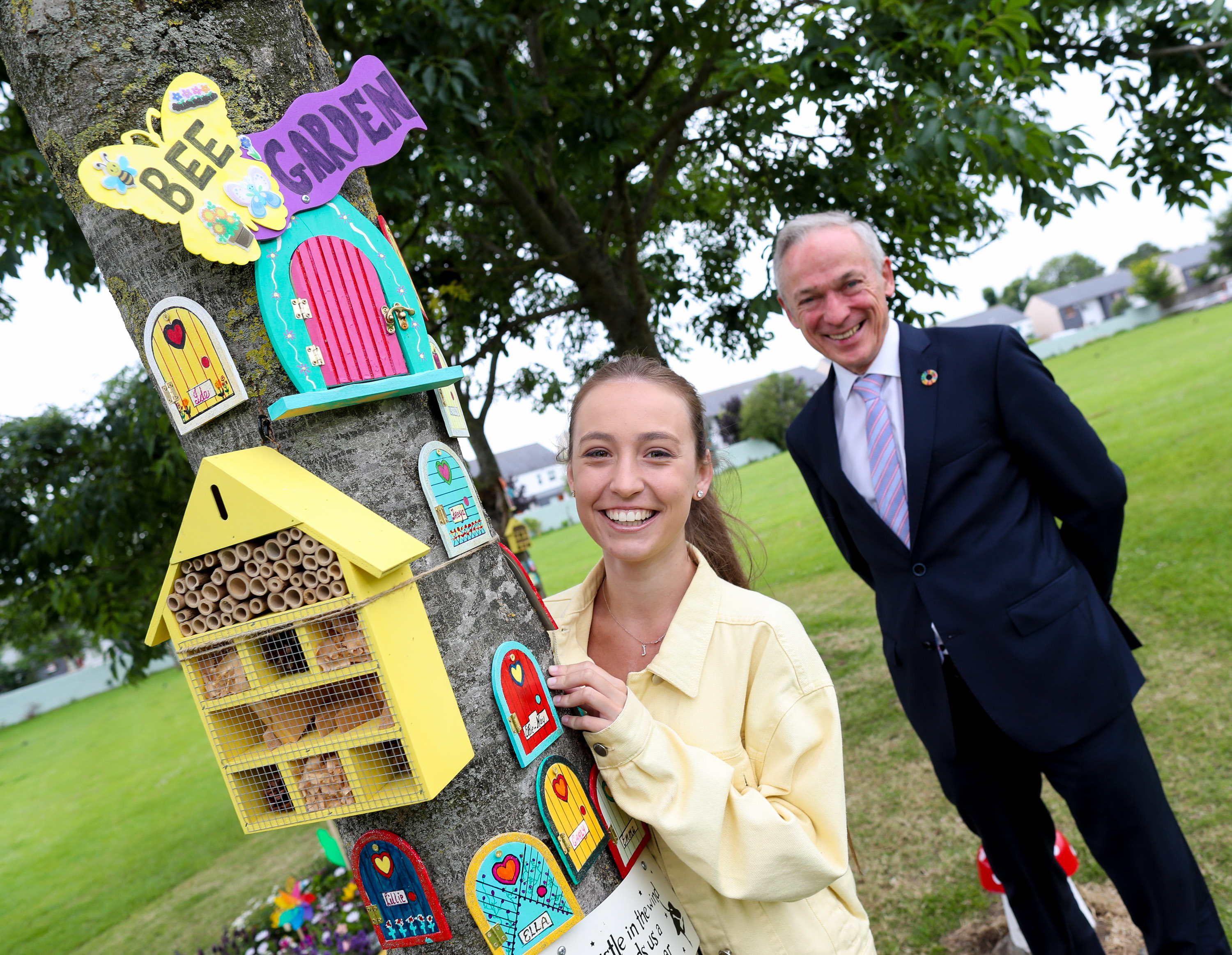 Minister Bruton Announces Funding to Support Community Action on Littering & Graffiti