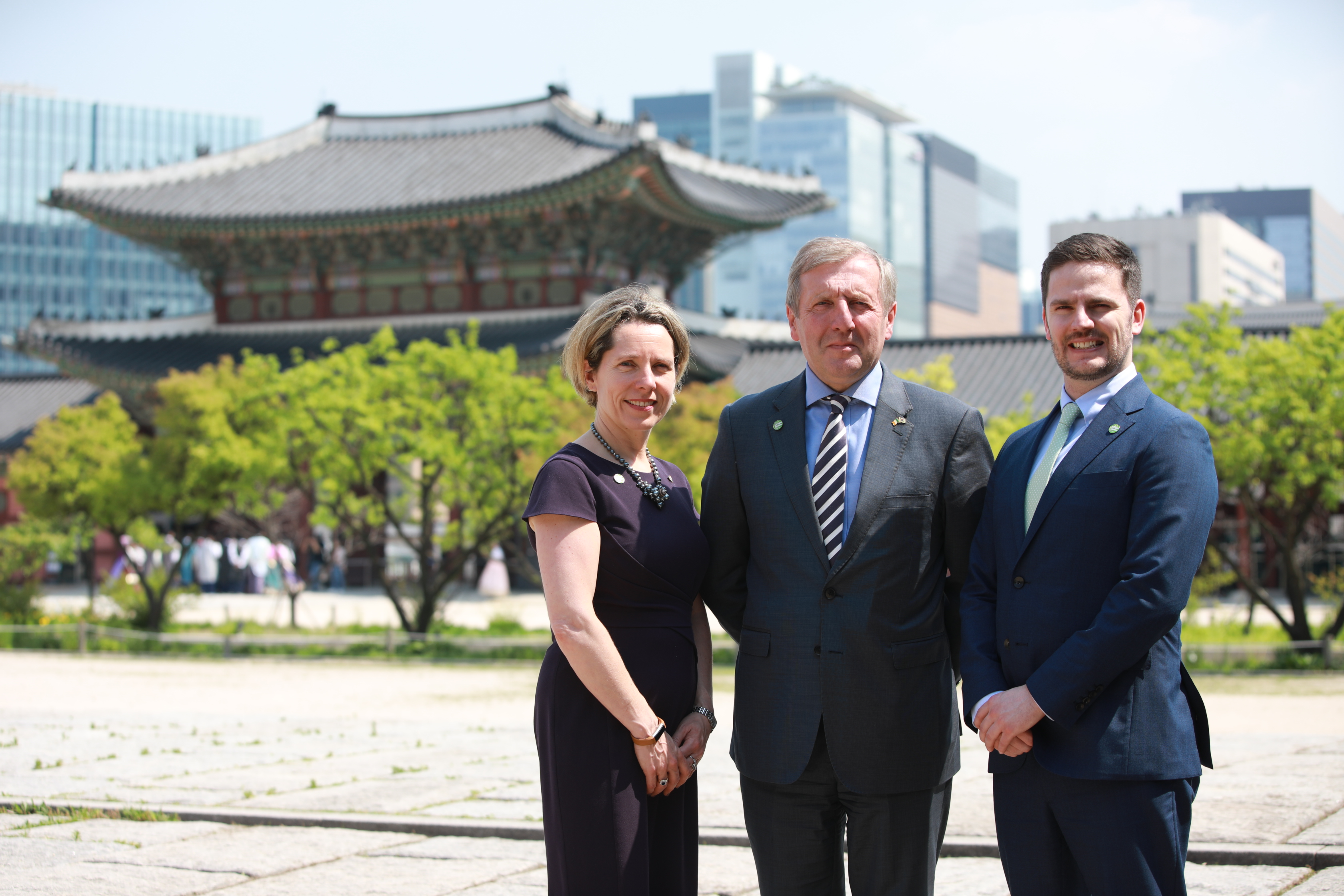 Trade mission to Japan and the Republic of Korea progresses market access and facilitates business to business engagement in key Asian markets