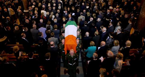 Taoiseach Enda Kenny on passing of former Taoiseach Albert Reynolds