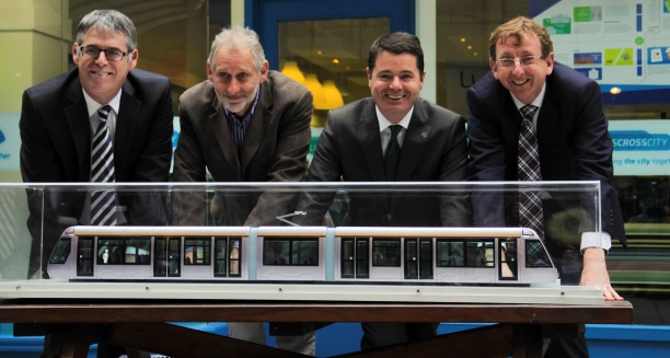 New €150m Luas contract awarded – Donohoe
