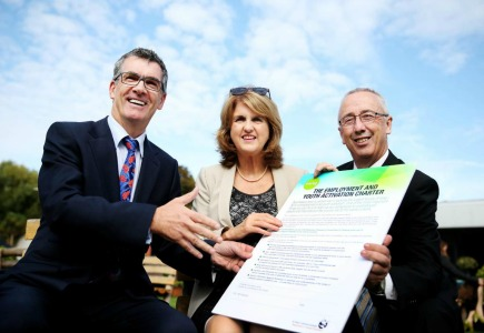 Tánaiste launches Employment and Youth Activation Charter