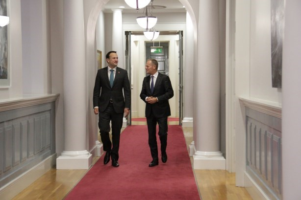 01122017 Donald Tusk Meeting