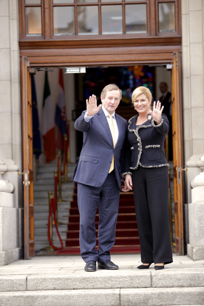 20170405 Croatian President Post