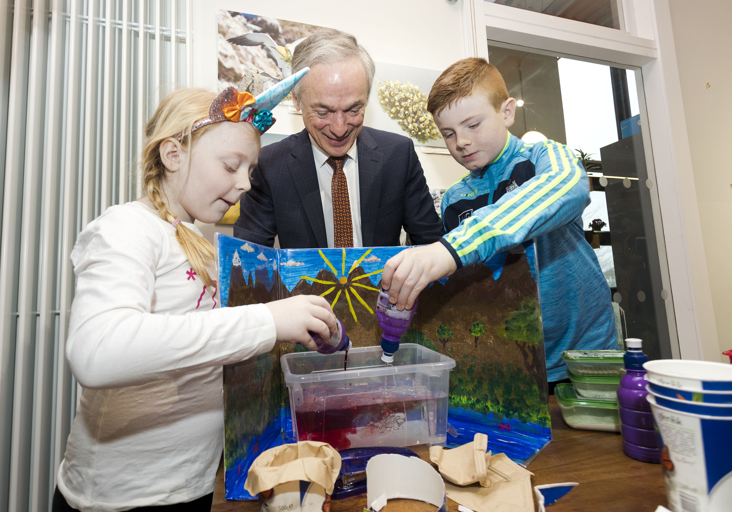 Minister Bruton Announces Government will Lead the Way in Reducing Single Use Plastics