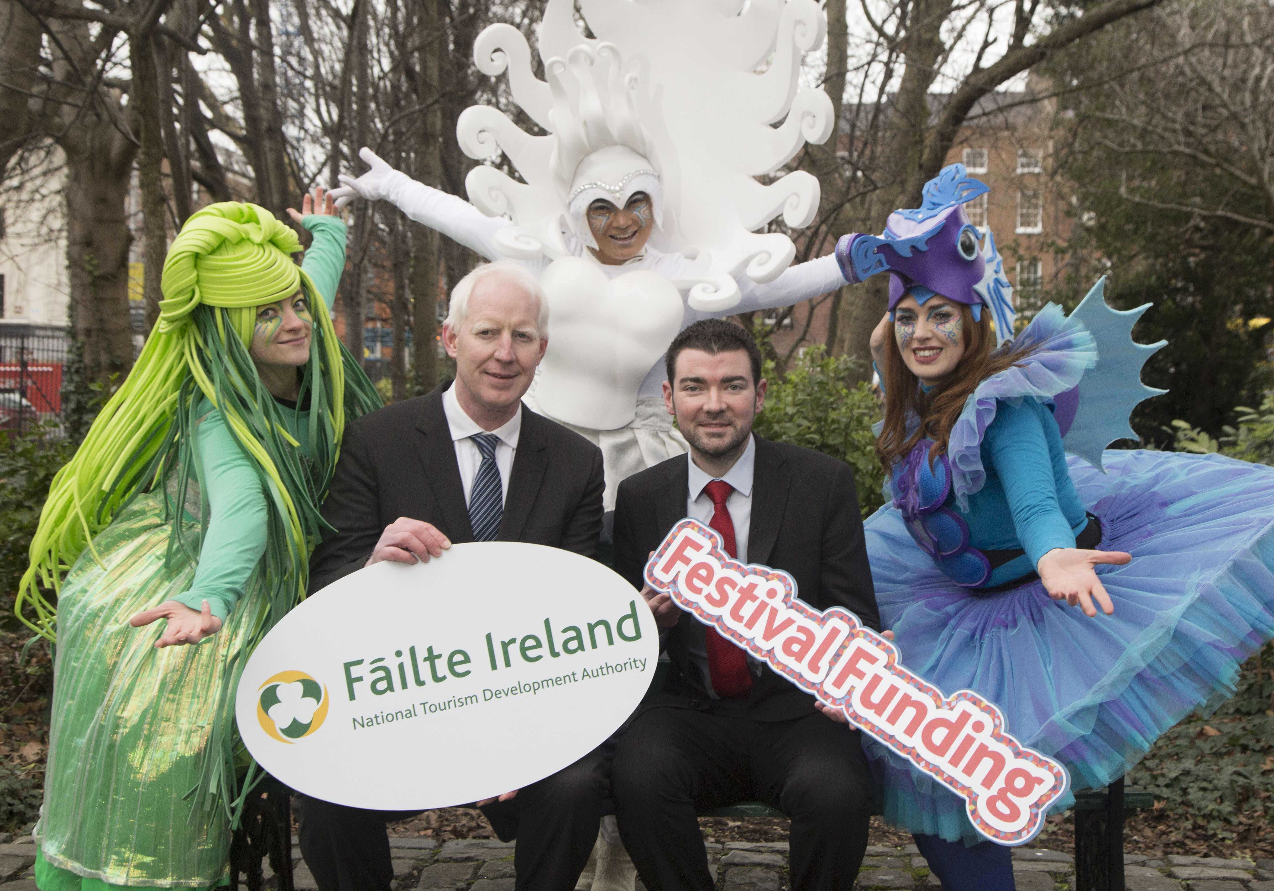 Fáilte Ireland announces funding of €3 Million for Major Festivals and Events