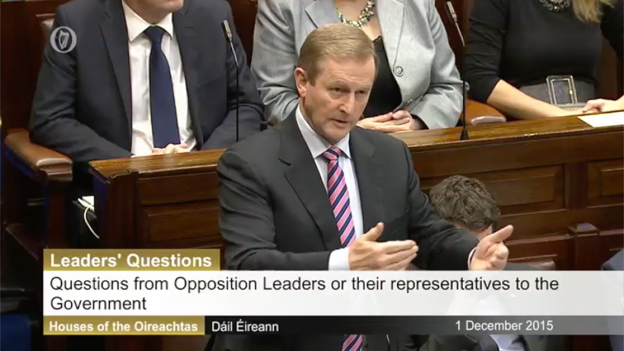 Leaders' Questions - 27th January 2016