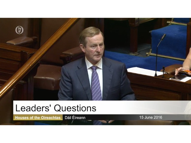 Leaders' Questions - 5th October 2016