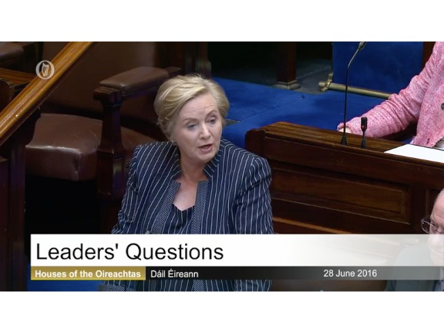 Leaders' Questions 28th June 2016