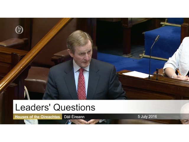 Leaders' Questions - 5th July 2016