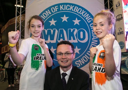 World Junior and Cadet Kickboxing Championships Opens