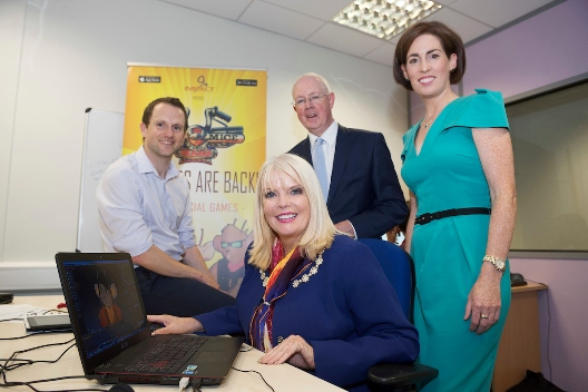 Enterprise Ireland Invests In Game Developer 9th Impact