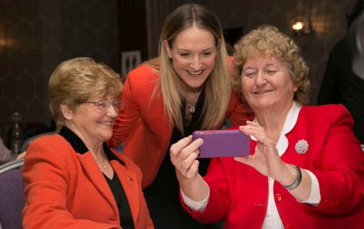 "Minister McEntee launches ""Positive Ageing 2016"" Report"