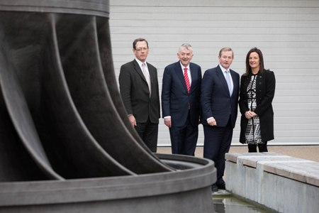 Taoiseach launches €86m research institute at UL