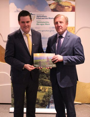 Minister Creed announces 'succession farm partnership scheme'