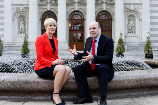 Naughten outlines plans to improve air quality
