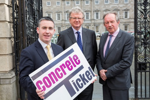 Irish Concrete Society's 'Concrete Ticket' Programme Launched
