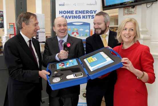 Minister Naughten announces expansion of the Home Energy Saving Kits