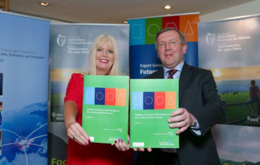 Ministers Launch Report On Future Skills Needs In The Food And Drink Sector