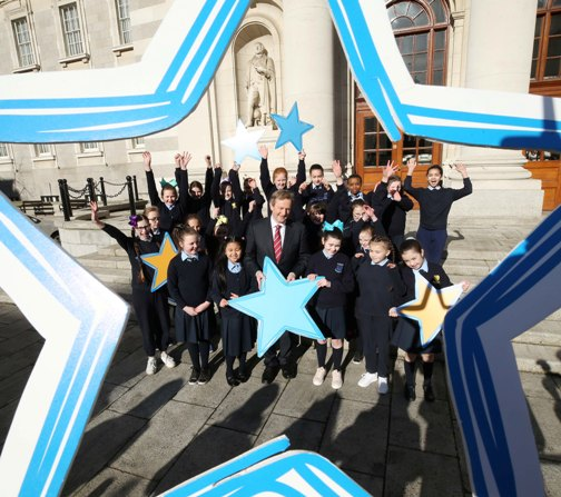 Taoiseach marks national Blue Star Programme launch