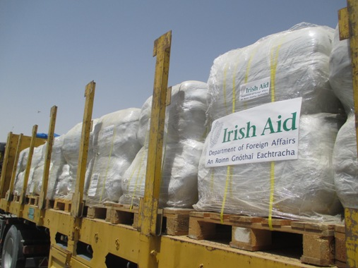 Ireland steps up its humanitarian response to looming famine in Somalia