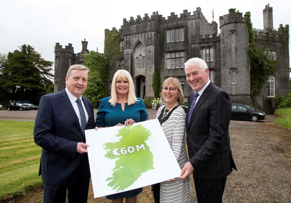 €60m Boost to the Regions will Support Enterprise and Jobs