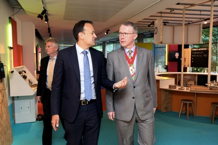 Taoiseach attends ACCA President's Forum