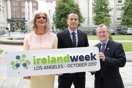 Taoiseach launches Ireland Week