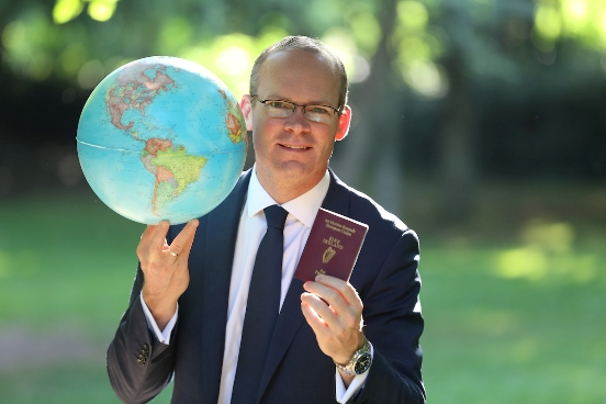 20170719 Coveney Passports