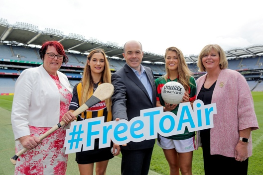 Naughten adds Camogie and Football Finals to the 'free-to-air television' list