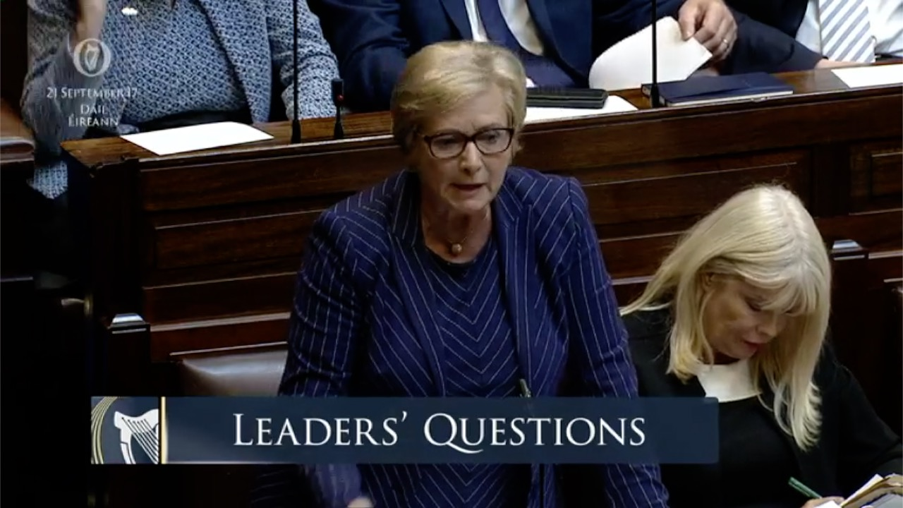 Leaders' Questions 21st September 2017