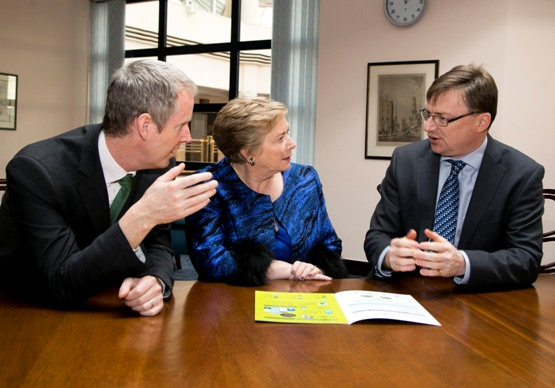 EIF and SBCI triple new financing for Irish SMEs to €330 million