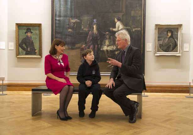 National Gallery of Ireland attracts over a million visitors in 2017