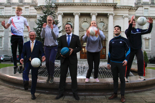 Announcement of physical education leaving cert exam