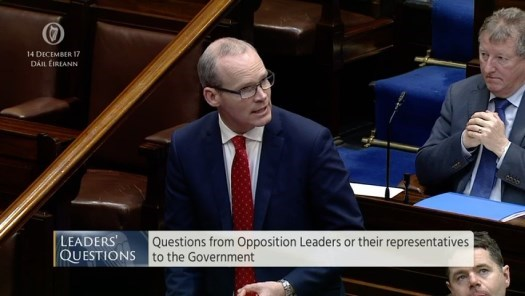 Leaders' Questions 14th December 2017