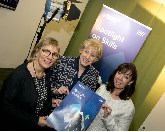 "Minister Humphreys launches Enterprise Ireland's ""Spotlight on Skills"" workshops to address skills needs of SMEs"
