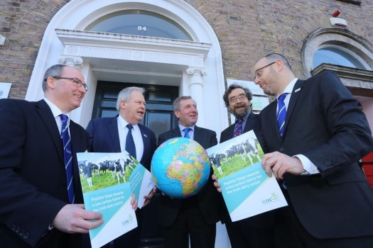Irish dairy sector can convert climate change challenge into a global opportunity - Report