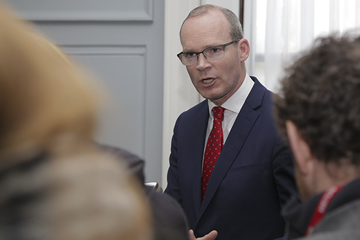 Tánaiste welcomes publication of draft EU-UK Withdrawal Agreement