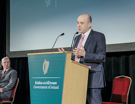 Naughten hosts Government's Open Policy Debate on Digital Safety
