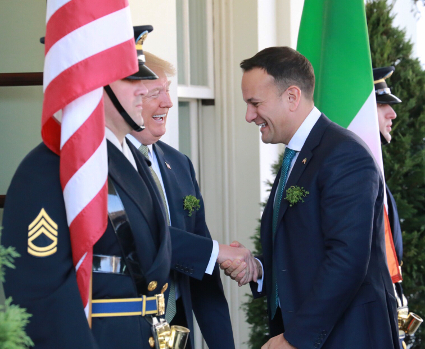 An Taoiseach Leo Varadkar's St.Patrick's Day visit to the US