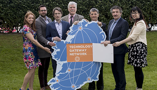 Minister Halligan announces €26.75m in funding for the Enterprise Ireland Technology Gateway Network 2018-2022