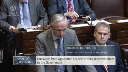 Leaders' Questions 14th June 2018