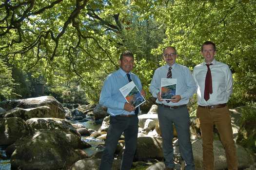 Doyle announces two publications 'Forests and Water' and 'Draft Plan for Forests and Freshwater Pearl Mussel in Ireland'
