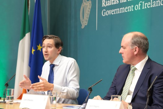 Minister Harris publishes Sláintecare Implementation Strategy
