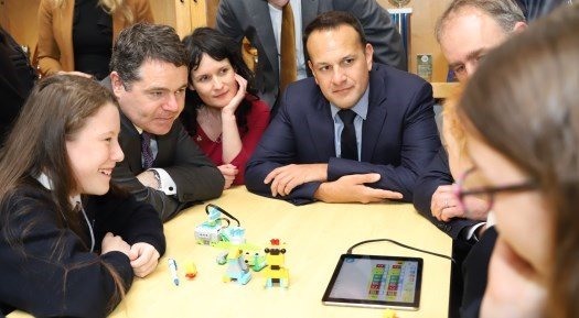 P-TECH Pilot School Model Launched in Dublin's North East Inner City