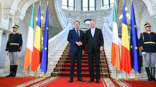 An Taoiseach Leo Varadkar travelling to a number of EU capitals this week.