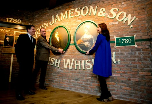 Home of Jameson re-opens following €11m investment