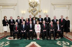 CABINET MINISTERS MX1